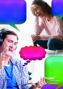 Let's talk - pokoje rozmów online