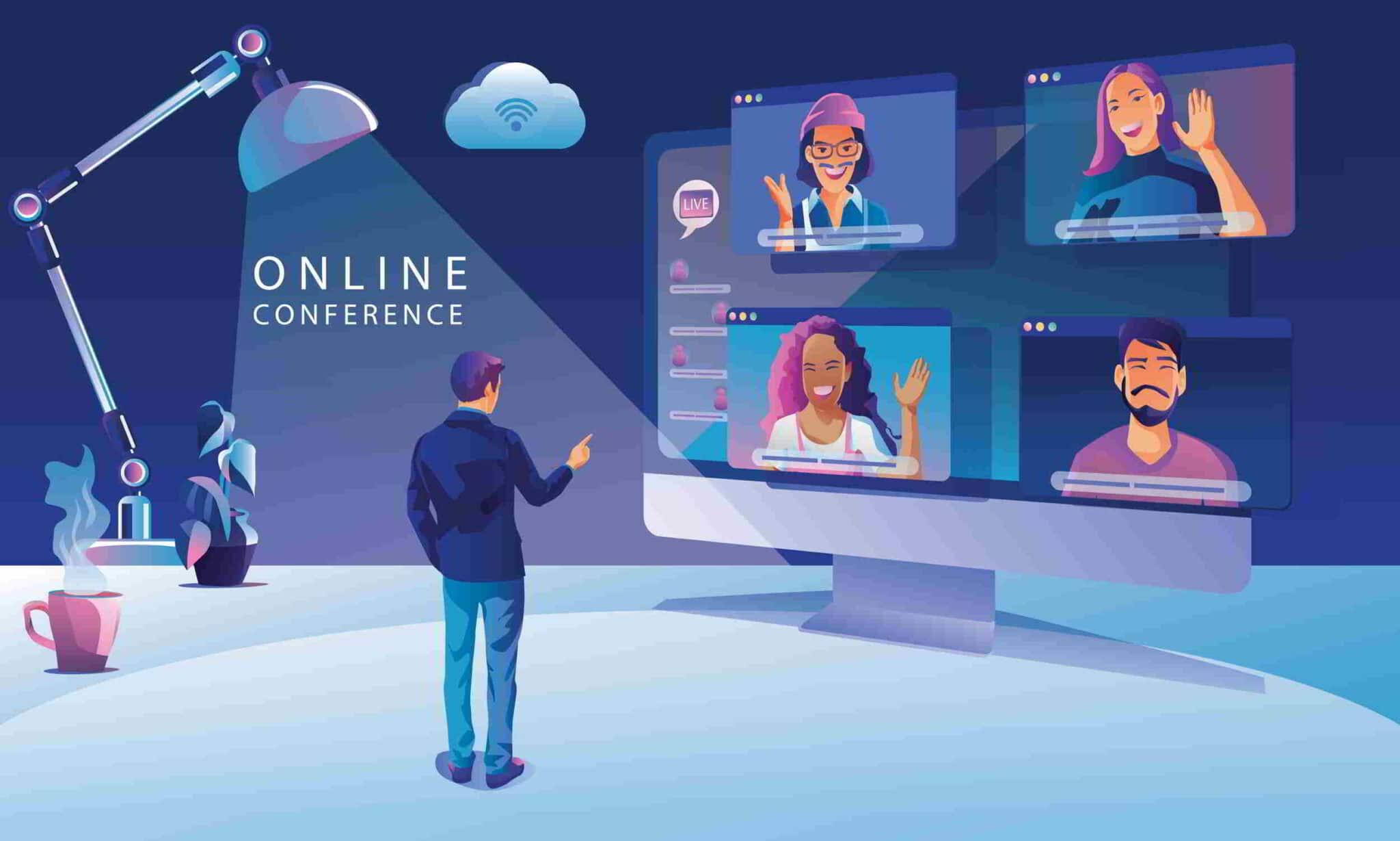 Imprezy integracyjne online wPolsce