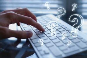 Pytania iodpowiedzi - integracja online